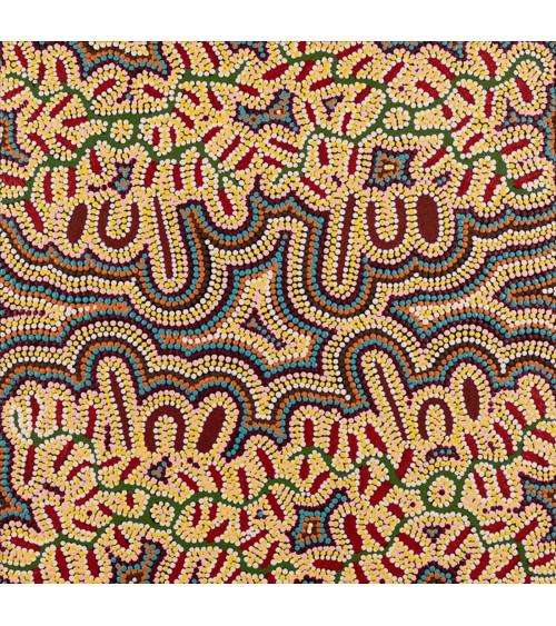 peinture-aborigene-australie-Patricia-Nungarrayi
