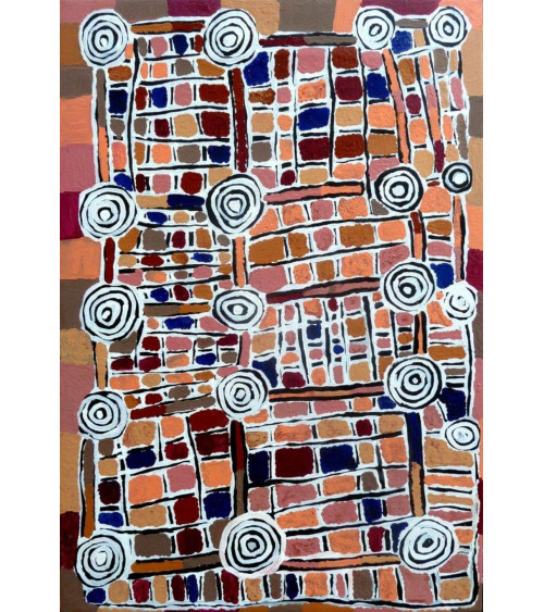 peinture-aborigene-Ursula-Napangardi australie
