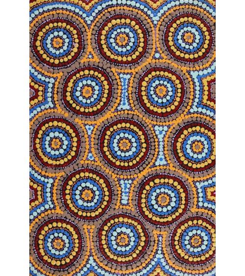 Valerie Napanangka Marshall art peinture aborigene australie
