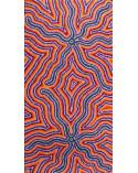 peinture-aborigene-australie-Delena Napaljarri Turner