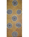 Chris Japanangka Mickaels art peinture aborigene australie