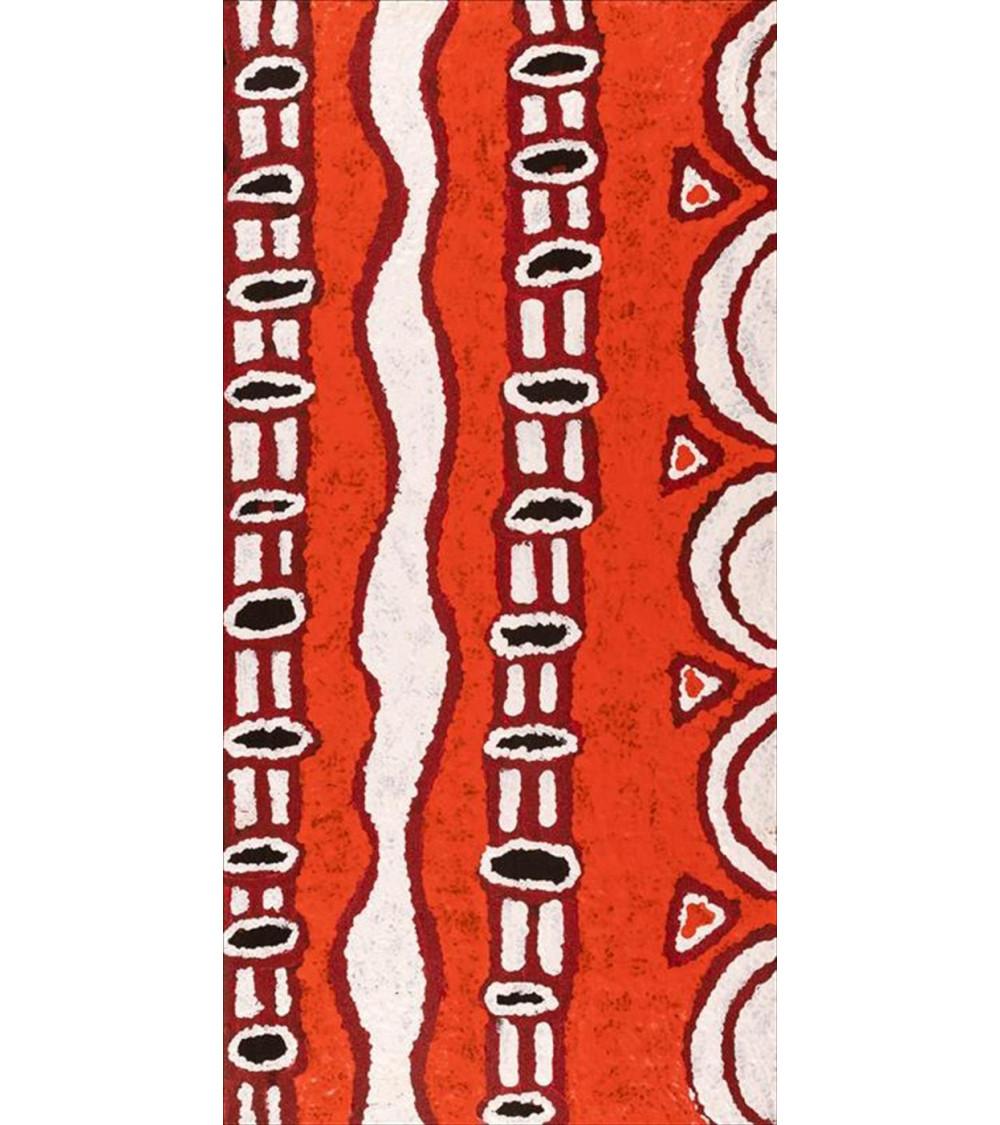 Evelyn Nampijinpa Daniel art peinture aborigene australie