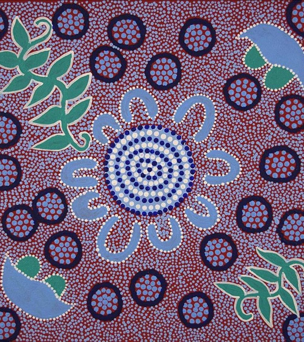 Mary Napangardi art_aborigene_australie