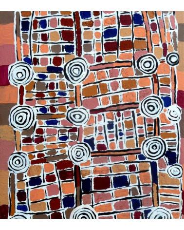 Mickey Jampijinpa -art_aborigene_australie_vignette