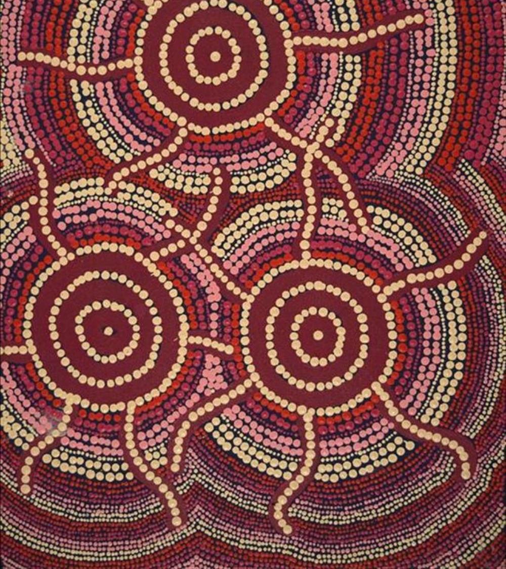 art_aborigene_australie_Delena Napaljarri