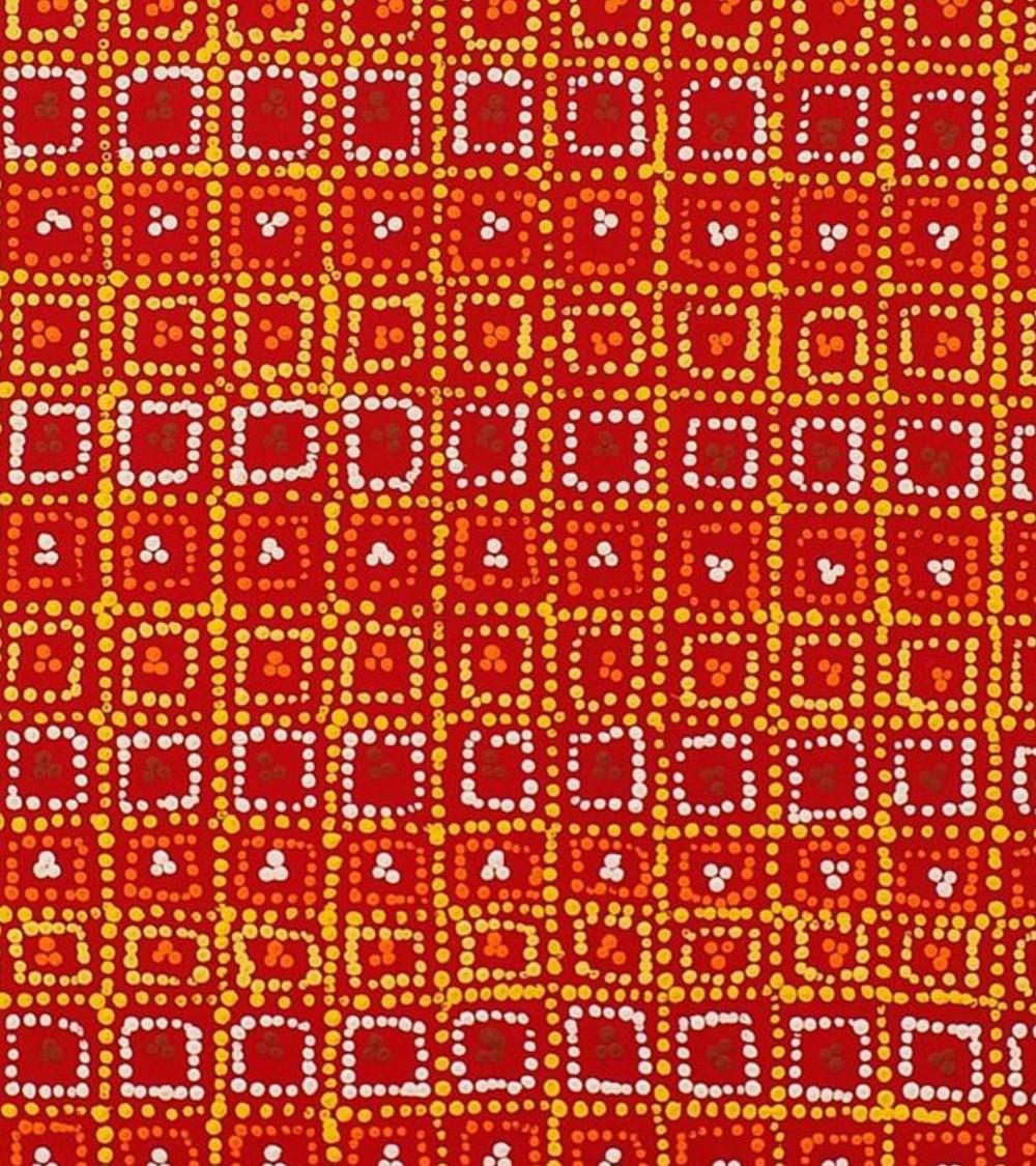 peinture art aborigene australie