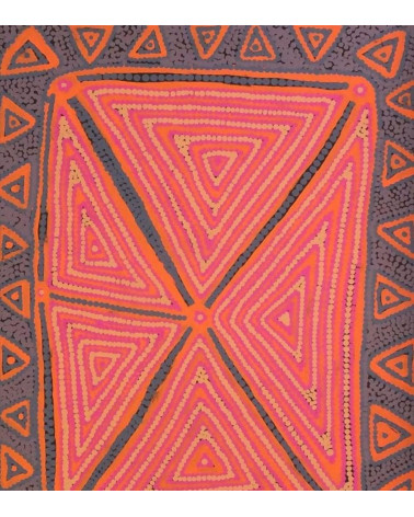 Valerie Napanangka Marshall - Peinture art Aborigène Australie