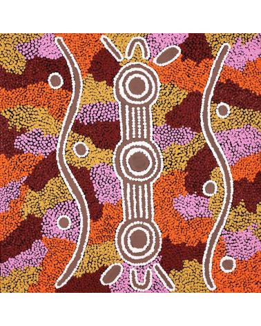 art peinture aborigene australie galerie gondwana