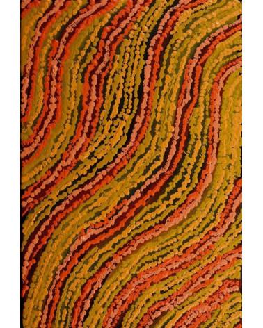 Peinture art aborigène australien galerie gondwana
