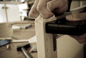 peinture aborigene sur chassis bois