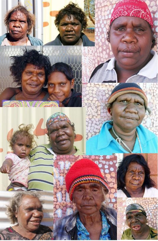 artistes aborigenes australiens